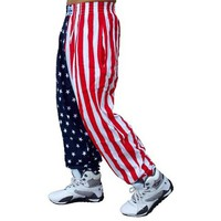 American Flag Pants by Best Form