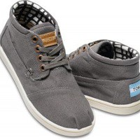 Ash Canvas Youth Botas | TOMS.com
