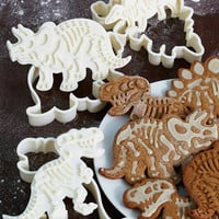 Paleo in Comparison Cookie Cutter Set | Mod Retro Vintage Kitchen | ModCloth.com