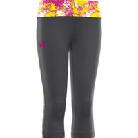 Under Armour Girls&#x27; Dazzle Capri - Dick&#x27;s Sporting Goods