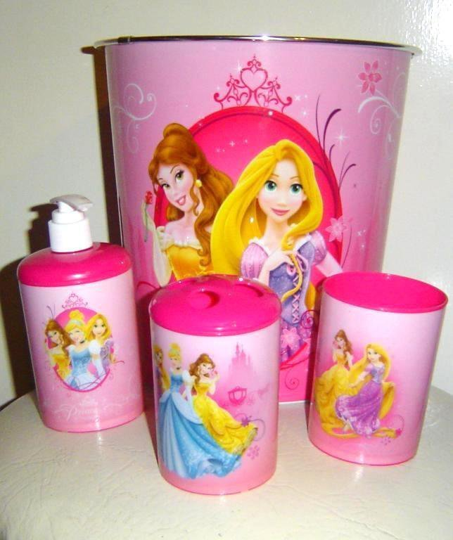 disney princess bath set 3 from bonanza great