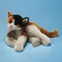 Amazon.com: Russ Yomiko Calico Cat, 16&quot;: Toys &amp; Games