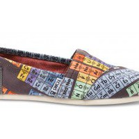 Periodic Table Women&#x27;s Vegan Classics | TOMS.com
