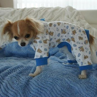 Dog Pajamas To Order I Am Sleepy Teddy Bears