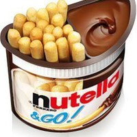 Nutella and GO! Snack - Case of ...