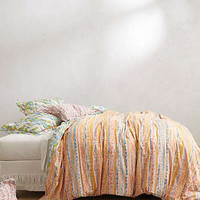 Anthropologie - Day Glow Duvet