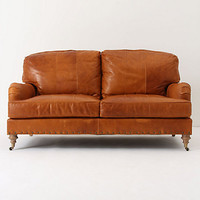 Leather Winifred Settee