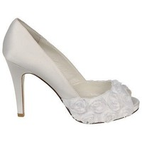 Women's Allure Bridals  Coco Diamond White Shoes.com