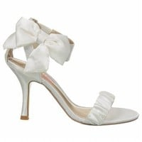 Women's Unlisted  Bliss List White Shoes.com