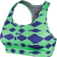 Nike Women&#x27;s Printed Pro Victory Compression Bra