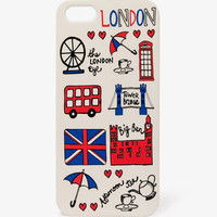 London Graphic Phone Case | FOREVER21 - 1048925170