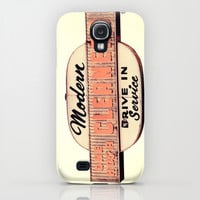 Modern Cleaners iPhone & iPod Case by Erin Johnson