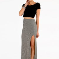 Jolie Striped Skirt $28