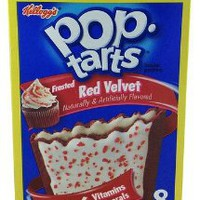 Kellogg&#x27;s Frosted Red Velvet Pop Tarts, Pack of 2: Amazon.com: Grocery &amp; Gourmet Food