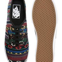 Vans Lo Pro Guate Black Lace Up Trainers at asos.com