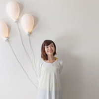 Balloon X Lamp by Haoshi Design for Haoshi Design - Free Shipping