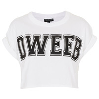 Dweeb Crop Top - - We Love - Topshop USA