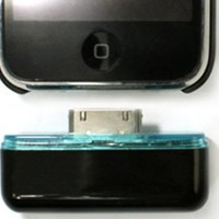 GMYLE(TM) 1000mAh Mini External Backup Battery Charger Power Pack for iPhone 3 3G 4 4S/iPod Touch/iPod