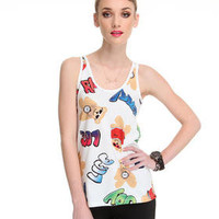 DJPremium.com - Women - Shop by Brand - Joyrich - Tops - Tanks/Halters - Joyrich Teddy Tank