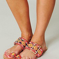 Free People Womens Mayan Sandal