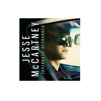 · • · JESSE McCARTNEY · THE OFFICAL STORE · Jesse McCartney- Departure: Recharged CD · • ·