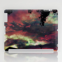 Thick as the Day's End iPad Case by Ben Geiger