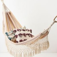 Tayrona Hammock, Natural  - Anthropologie.com