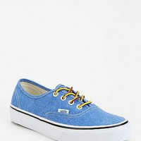 Vans Authentic Washed Denim Sneaker