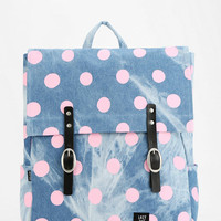 Lazy Oaf Bad Skin Polka Dot Backpack