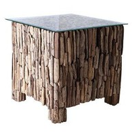 Amazon.com: Shore Square Driftwood Table: Home & Kitchen
