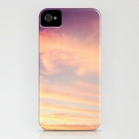 Pink Sky iPhone Case by Retro Love Photography | Society6