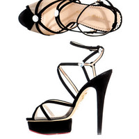Isadora strappy shoes | Charlotte Olympia | MATCHESFASHION.COM