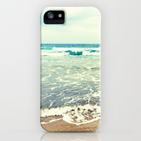 Oh, the sea, the sea... iPhone &amp; iPod Case by Lisa Argyropoulos