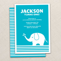 ELEPHANT BIRTHDAY DESIGNS :: Ellison Reed