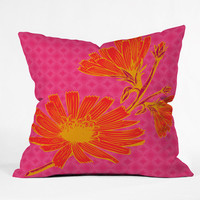DENY Designs Home Accessories | Caroline Okun Bold Chickory Throw Pillow