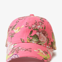 Floral Baseball Cap