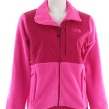 Womens North Face Denali Jacket R Linaria Pink/Fuschia Pink
