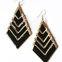 Point Down Earrings | Trendy Accessories at Pink Ice