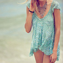 Free People  Tritan's Treasure Top at Free People Clothing Boutique