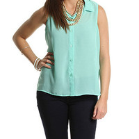 rue21 :   S L CHIFF BUTTON BACK