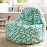 Petal Dot Pool Leanback Lounger