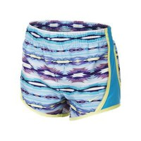 Nike Store. Nike Aztec Girls' Board Shorts