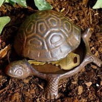 Iron Turtle Key Holder - Hide-A-Key