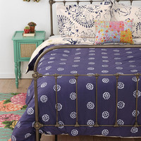 Urban Outfitters - Plum & Bow Callin Iron Headboard & Bed Frame