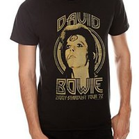 David Bowie Ziggy Stardust Tour '72 T-Shirt - 933748