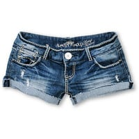 Almost Famous Linds Medium Blue Denim Shorts