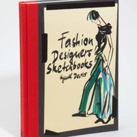 fredflare.com | 877-798-2807 | Fashion Designers' Sketchbooks