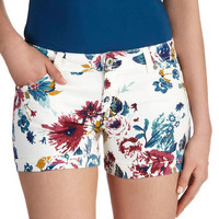 Crowded Courtyard Shorts | Mod Retro Vintage Shorts | ModCloth.com