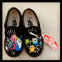 ADVENTURE TIME CHILDRENS Shoes Finn and Jake by eastbaycalifornia