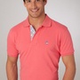 Skipjack Polo w/ Masterplaid Placket